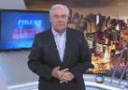"""Na """"seca"""", Marcelo Rezende diz que não lembra mais se sexo é bom - Reprodução/TV Record"""