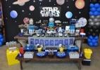"""Garoto une paixões por """"Star Wars"""" e Lego em sua festa de cinco anos - Gilberto Cavalini/Divulgação"""