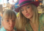 Ticiane Pinheiro celebra aniversário de Rafa Justus em cruzeiro na Disney - Reprodução /Instagram /ticipinheiro