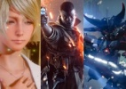 Como fica o final do ano dos games depois da E3? - Montagem/UOL