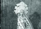 Artista russa cria roupas de papel com detalhes surpreendentes - Reprodução/behance.net