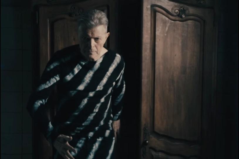 David Bowie na última cena de