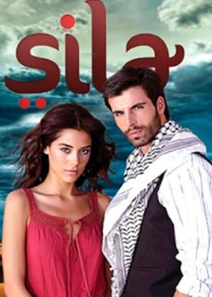 """Cartaz de """"Sila"""", a novela turca"""