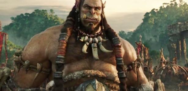 """O longa-metragem é baseado no primeiro jogo da série, """"Warcraft: Orcs & Humans"""", que saiu para PC em 1994"""