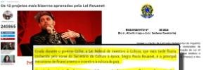 Montagem UOL/Spotniks.com, Camara.gov.br