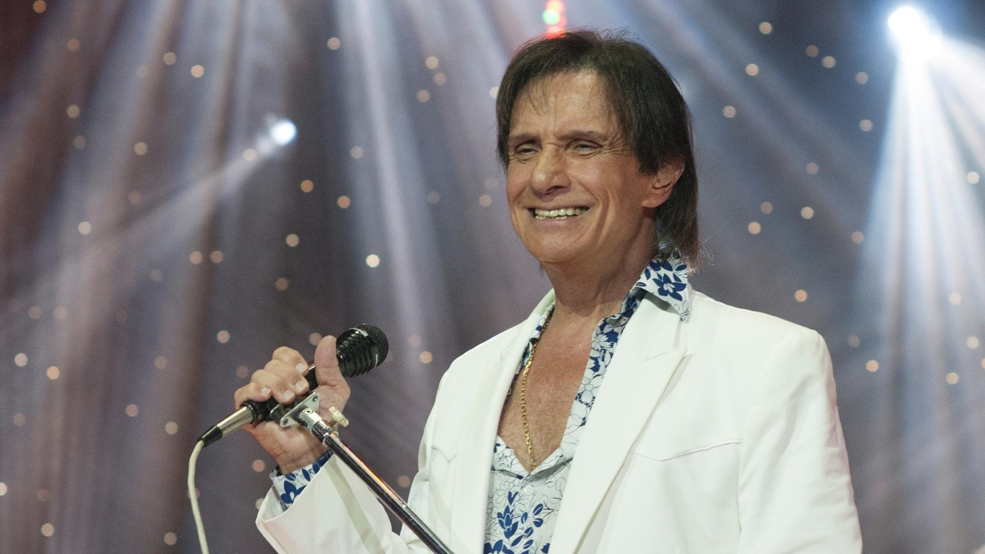 Roberto Carlos faz série de shows em São Paulo