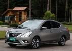 Nissan estreia câmbio CVT em Versa e March - Divulgação