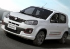 Fiat confirma motor três-cilindros e revela novo visual do Uno; veja - Divulgação