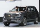 GM antecipa na Tailândia futuro de S10 e Trailblazer - Divulgação/Chevrolet Thailand