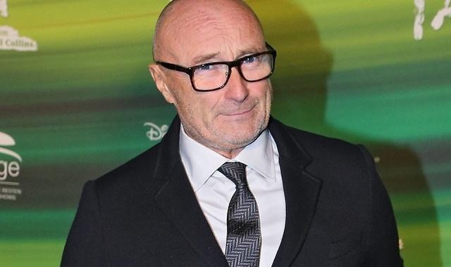 Phil Collins, que havia anunciado aposentadoria da música em 2011; filhos pesaram na volta