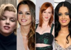 10 famosas que viraram referência internacional pela cor de seus cabelos - Montagem/UOL