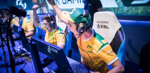 SK Gaming, a organização alemã com sangue brasileiro.