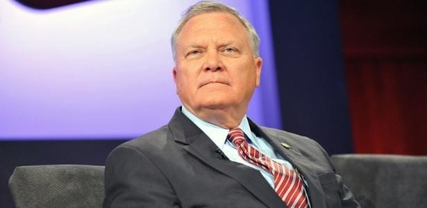 Nathan Deal, governador do Estado americano da Geórgia, que pode aprovar lei antigay