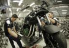"""BMW abre fábrica para 10 mil motos: """"Brasil voltará a crescer"""" - Divulgação"""