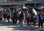 Fãs fazem fila para entrar no Hall H, principal auditório da Comic-Con - Felipe Cruz/UOL