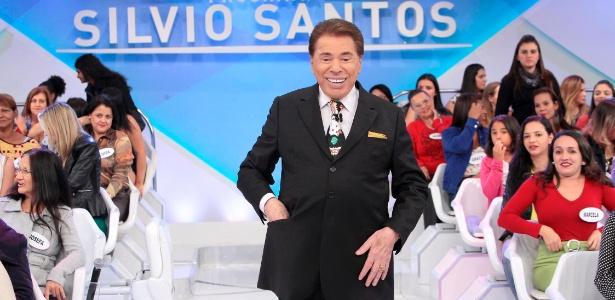 Silvio Santos continua sendo uma das maiores audiências de sua própria TV