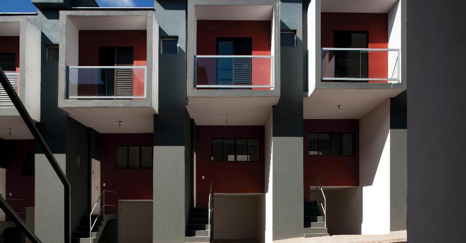 decoracao de apartamentos pequenos de baixo custo:Casas de baixo custo estão entre selecionados de prêmio de