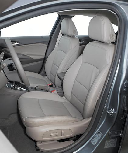 Chevrolet Cruze Turbo LTZ 2017