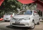 Toyota Etios melhora conteúdo na linha 2017 - Divulgação