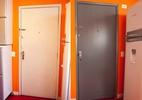 Passo a passo: renove a entrada da casa pintando a porta de madeira (Foto: Fabiano Cerchiari/ UOL)