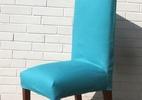 Passo a passo: Aprenda a fazer uma capa para renovar sua cadeira (Foto: Aline Arruda/UOL)