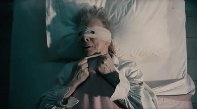 David Bowie em cena do novo clipe,
