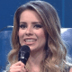 Sem imagens, Sandy cita dificuldade na amamentação e futuro do filho - Reprodução/TV Globo