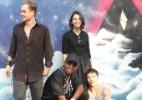 """Elenco do filme """"Power Rangers"""" passeia por SP e conhece o Beco do Batman - Divulgação/Paris Filmes"""