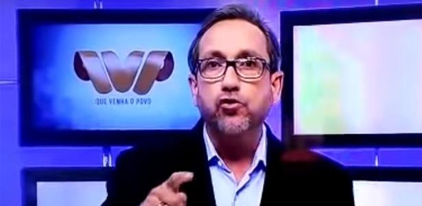 """Casemiro Neto apresenta o programa """"Que Venha o Povo"""""""