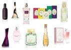 Perfumes assinados por estrelas pop são destaque entre lançamentos de abril (Foto: Divulgação)
