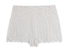 Ponto a ponto: aprenda a fazer um estiloso short de crochê - Rogério Pallatta