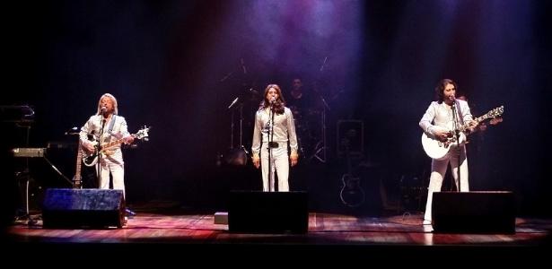 """Banda Geminis apresenta o show """"Uma Noite Com Os Bee Gees - Especial Love Songs"""""""