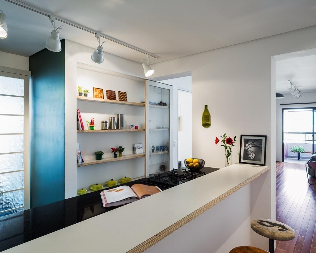 Veja ideias bacanas para construir ou reformar a cozinha de casa BOL  #336C81 1024 820