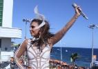 Veja fotos dos trios, blocos e shows no 4º dia do Carnaval de Salvador - Thiago Duran/AgNews