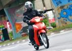 Honda Biz 110i, R$ 7.090, enfim aposenta carburador; leia avaliação - Mario Villaescusa/Infomoto
