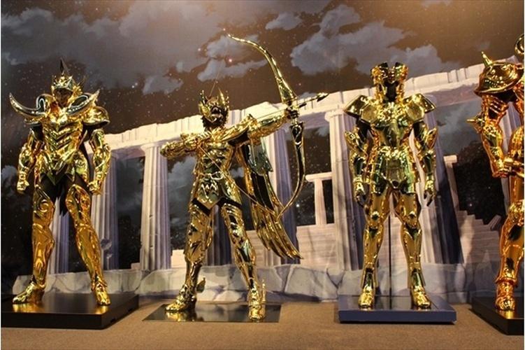 Resultado de imagem para 12 armaduras de ouro