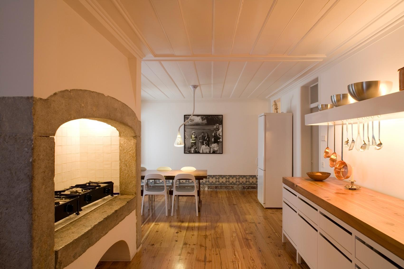 #B74D08 dúplex chamado Casa Maria Borges. Segundo o arquiteto e projetista da  1701x1134 px Idéias Da Configuração Da Cozinha_128 Imagens