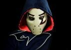 Mais sombria, máscara de Zangado é revelada em detalhes; veja - Divulgação