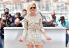 Em Cannes, Kristen Stewart fica nervosa ao defender filme vaiado - AFP PHOTO / LOIC VENANCE