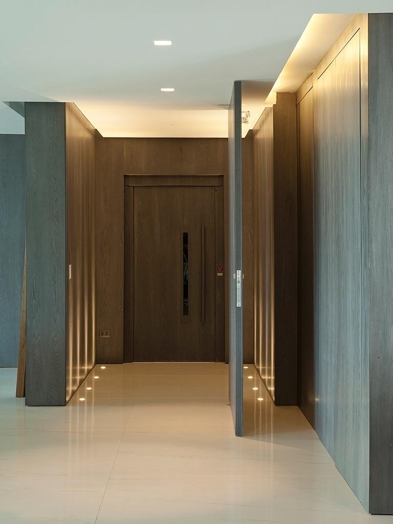 Inspire se em projetos de arquitetura e decora o para - Armario entrada piso ...
