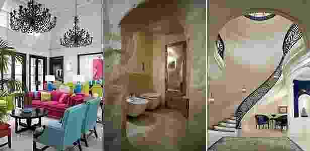 Reprodução/ Pinterest - Monica Armani/ Montagem UOL