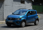 Fiat Mobi Way On é versão mais completa do citycar - Murilo Góes/UOL
