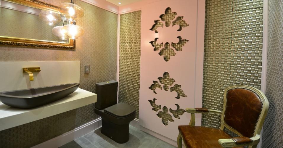 uol decoracao lavabo:Lavabos Casa E Decoração Uol Mulher Pictures to pin on Pinterest