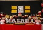 Nostálgico com o filme do Snoopy? Decore a festa infantil com o personagem - Divulgação