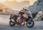 """KTM lança 1290 Super Duke GT, moto com """"sistema anti-queda"""" - Divulgação"""