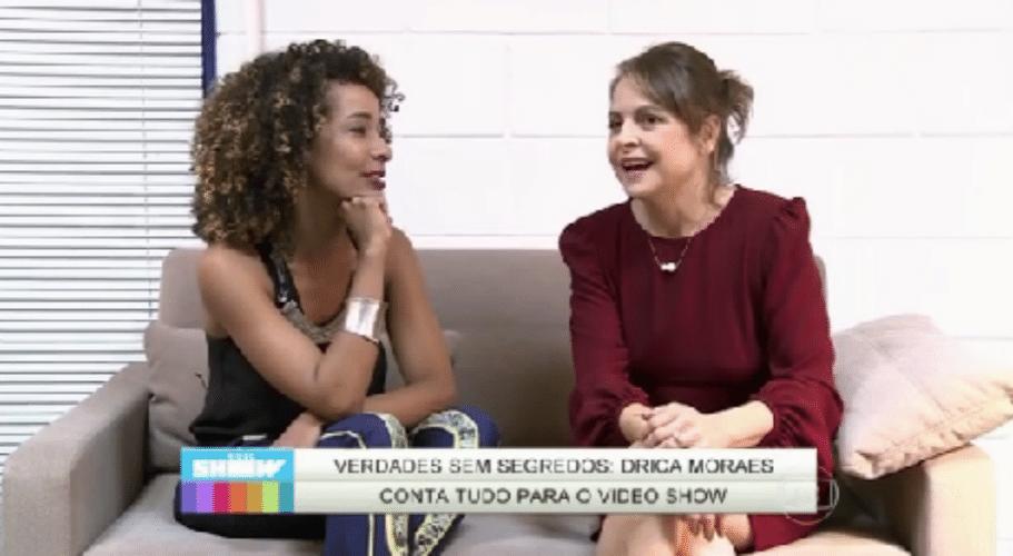 19.ago.2015 - Drica Queiroz