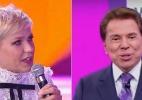 Xuxa e Silvio Santos não se encontram, mas