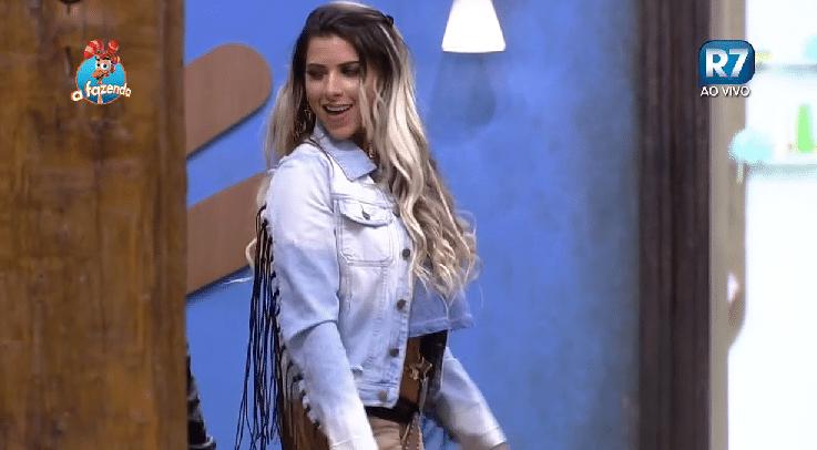 29.set.2015 - Ana Paula Minerato foi panicat de 2011 a 2014