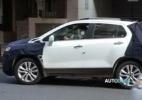 GM testa o Tracker renovado na Argentina - Car and Driver Brasil/Autoblog.ar