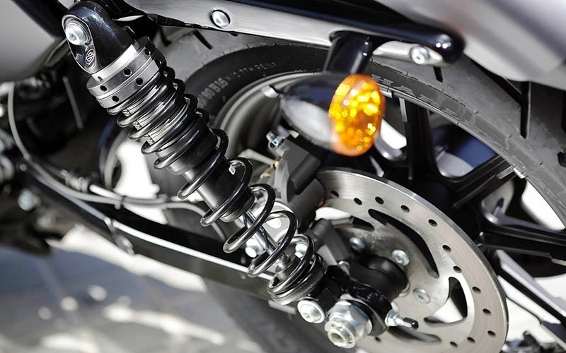 Harley-Davidson Iron 883 2016